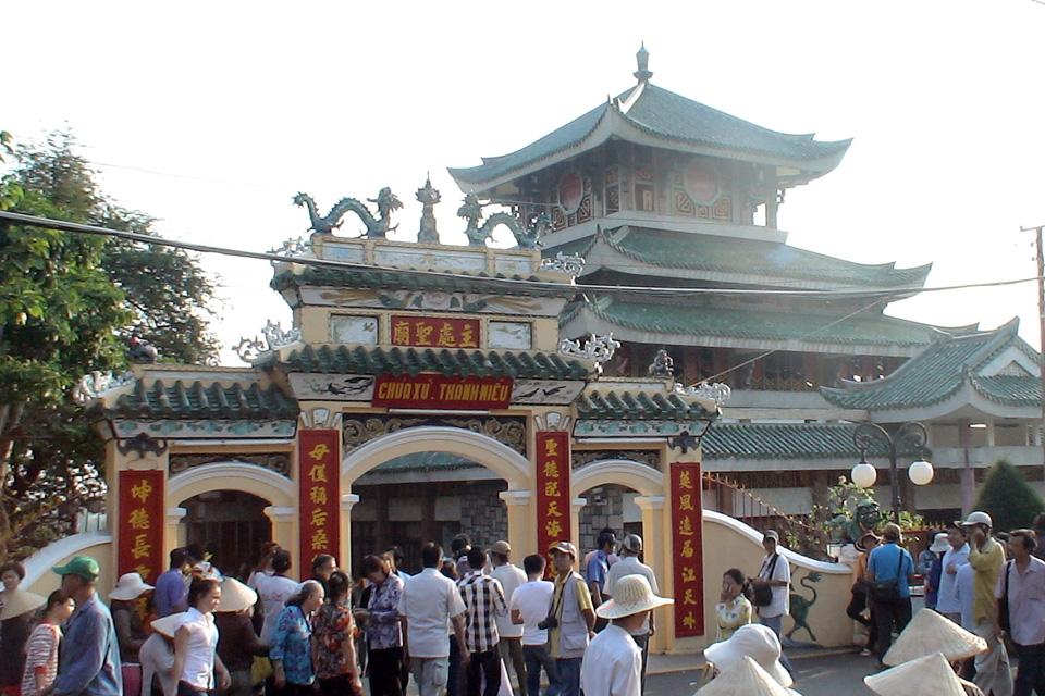 Chua Ba Chau Doc